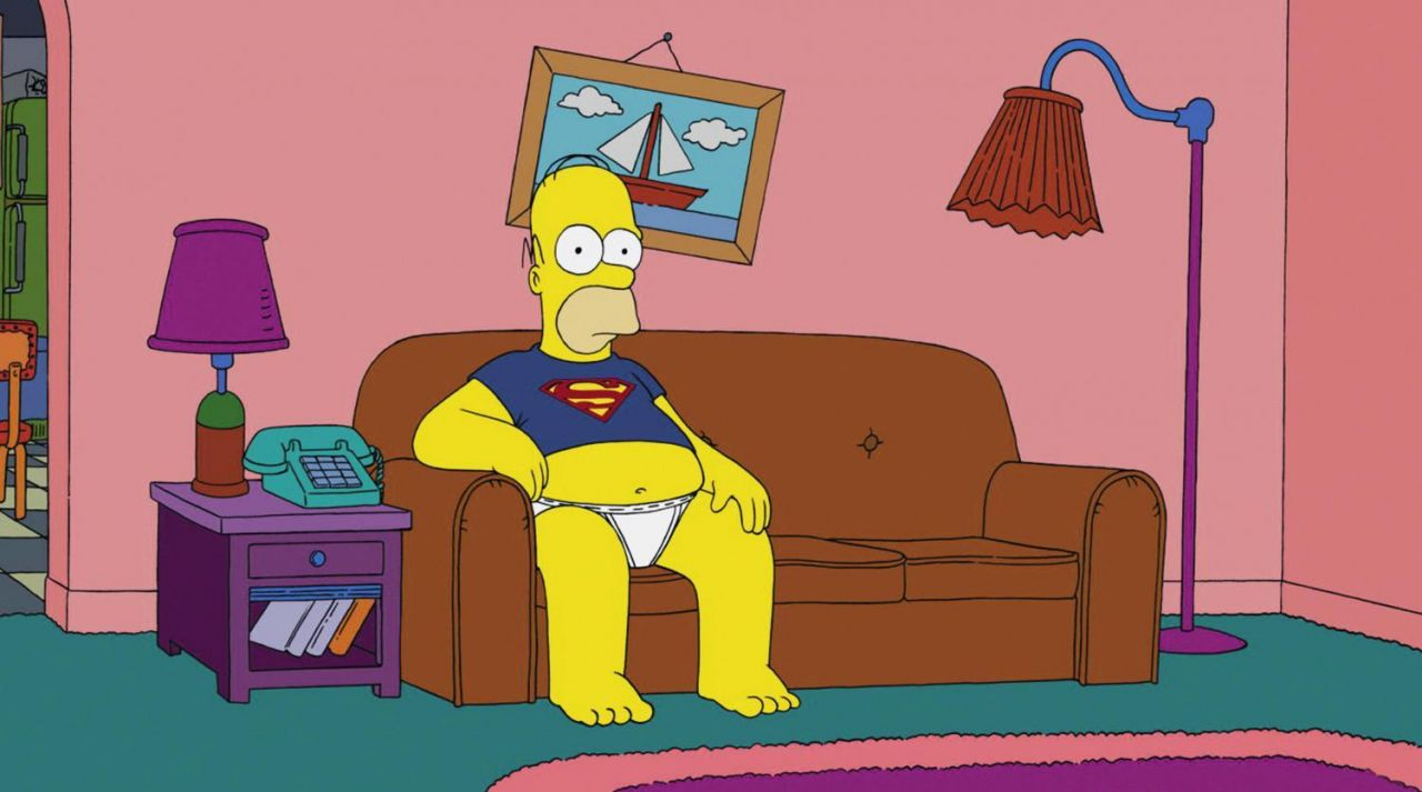 Ikea recreates lounges from The Simpsons, Friends and