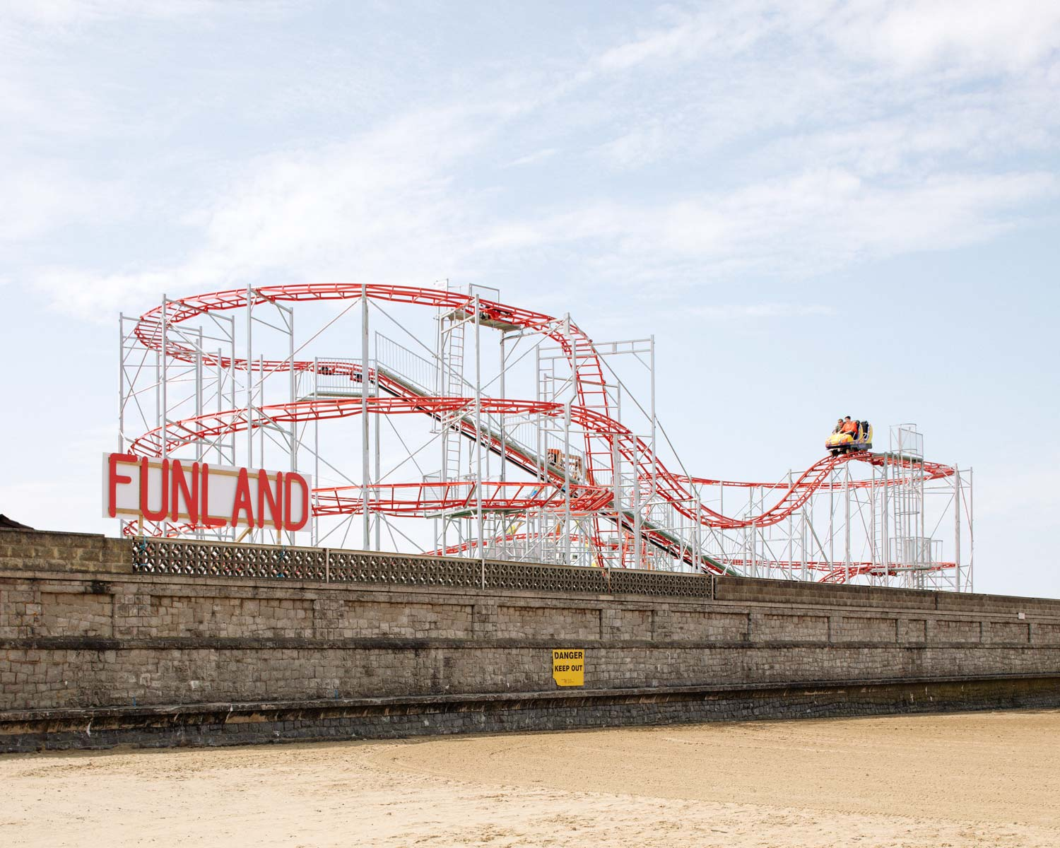Funland by Rob Ball