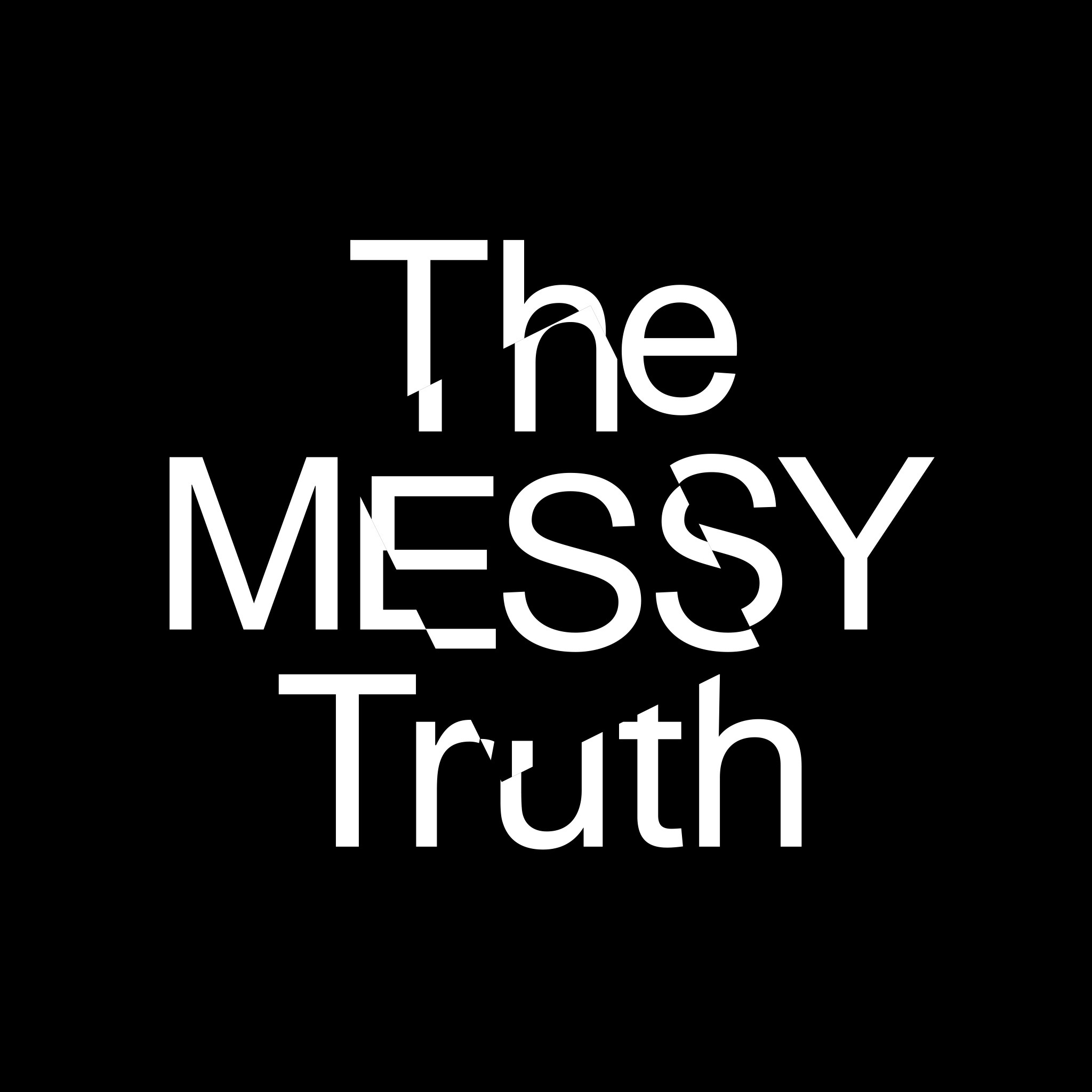 The Messy Truth podcast by Gem Fletcher