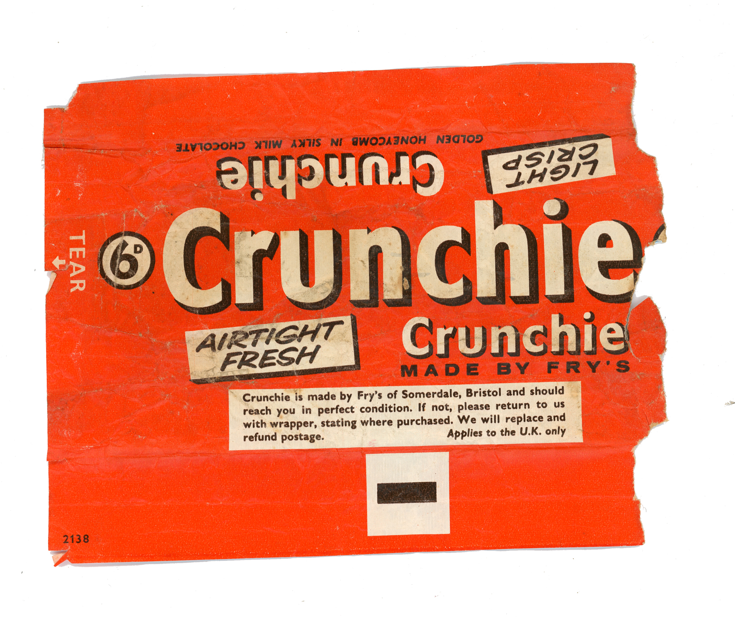 Fingammies, anyone? New book celebrates forgotten sweets packaging