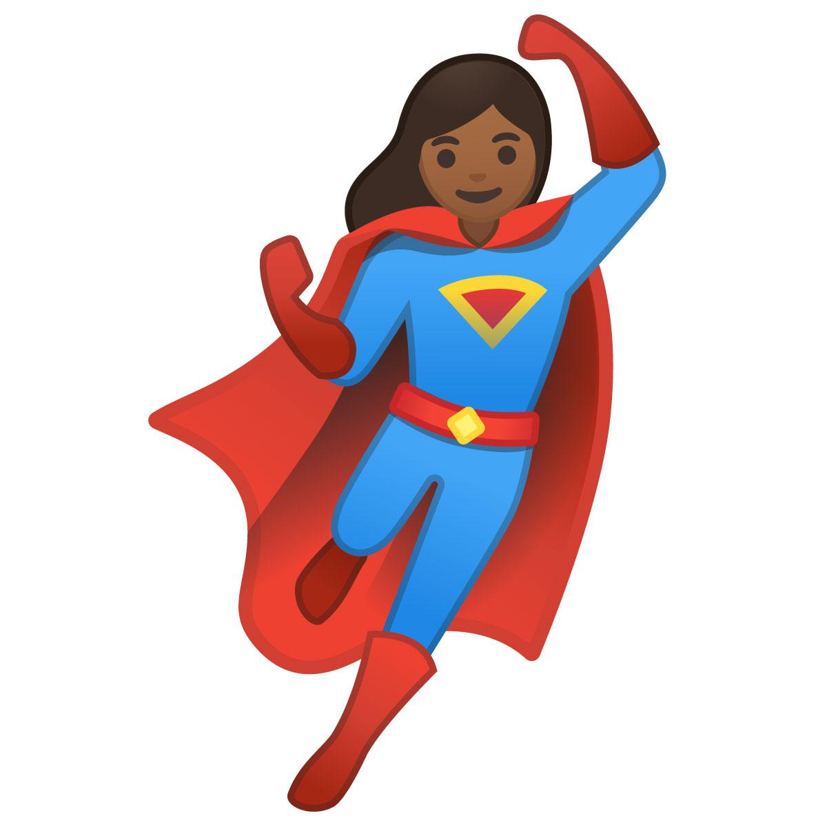 Image result for superman emoji