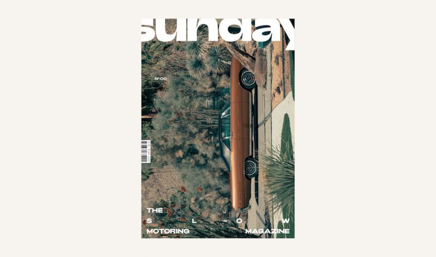 Sunday: a different kind of car magazine