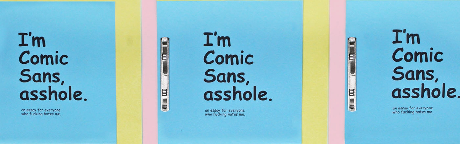 An oral history of… Comic Sans