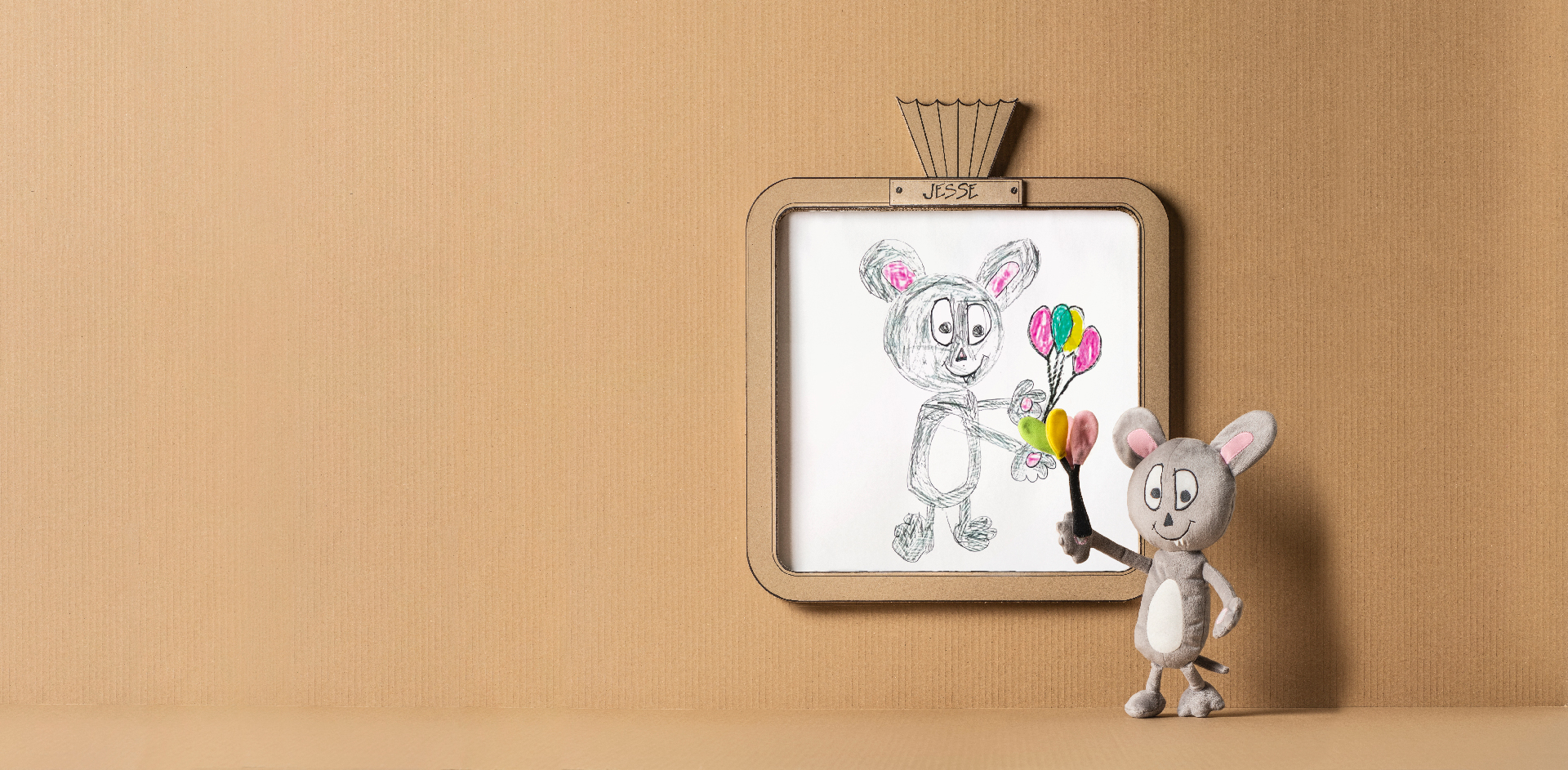 Why Ikea decided to let kids design its soft toys