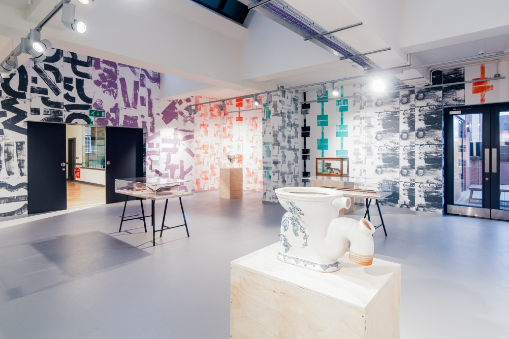 Jules Lister - Exhibition 1