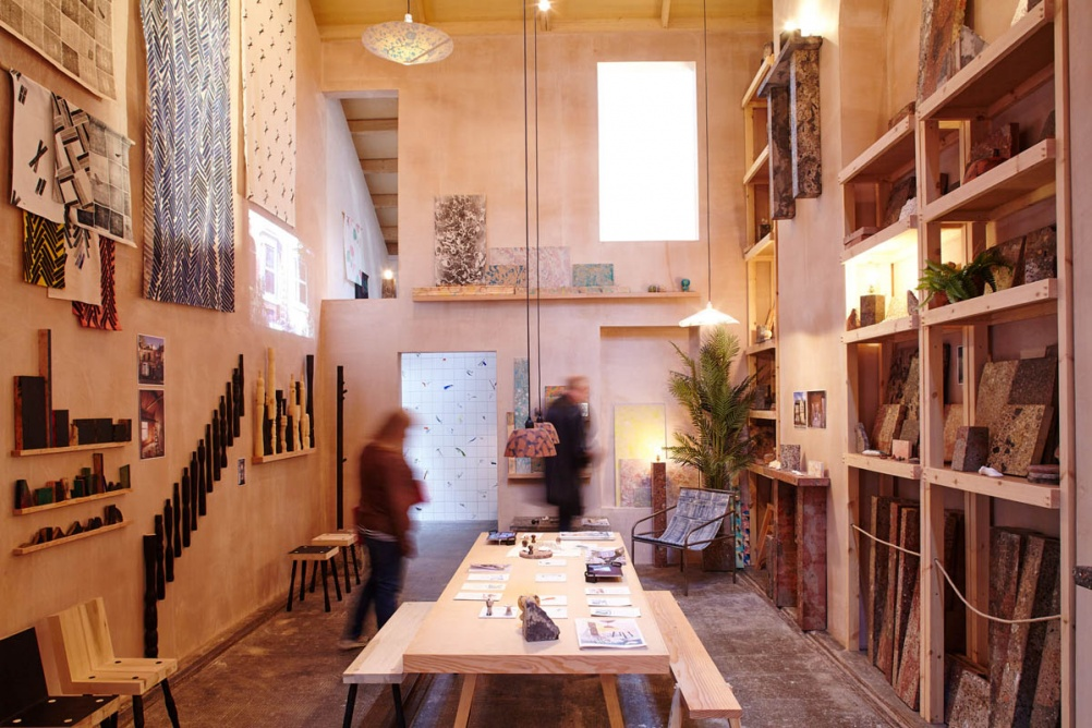 A Showroom for Granby Workshop , Turner Prize Exhibition 2015