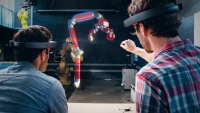 HoloLens and Autodesk Fusion 360