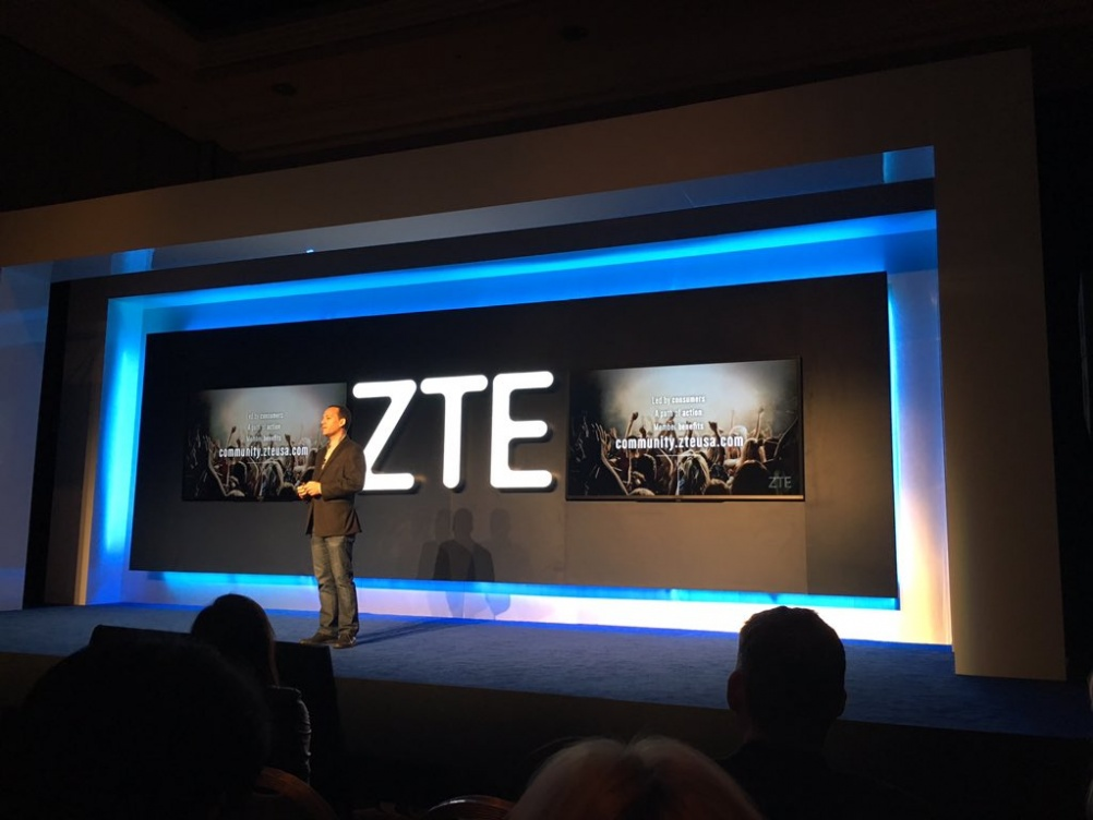 Courtesy of ZTE