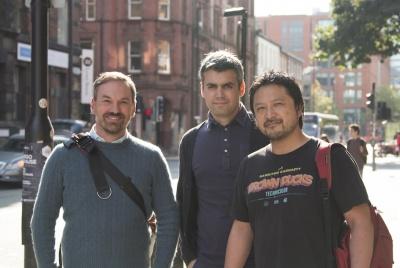 Code's founders Dec 2015