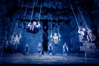 Matilda the Musical. Photo by Manuel Harlin. (c) The Royal Shakespeare Company