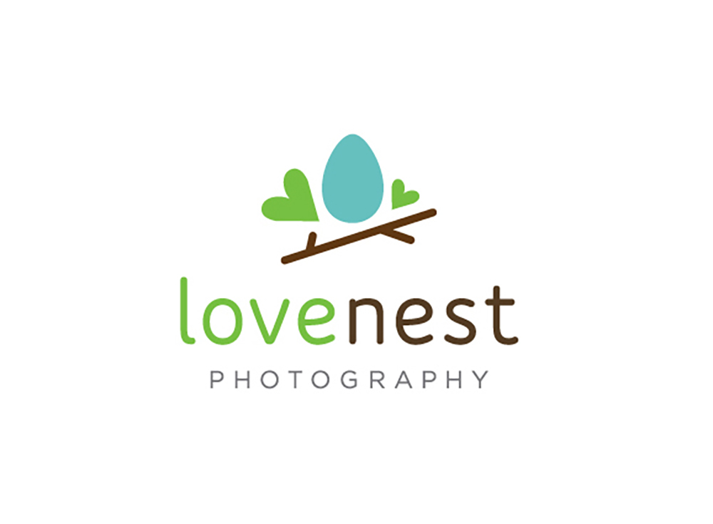 Love Nest logo