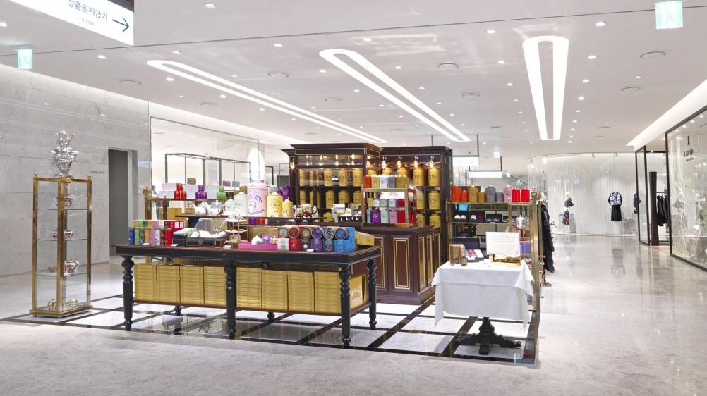Jhp Works On Giant Korean Shopping Centre Design Week
