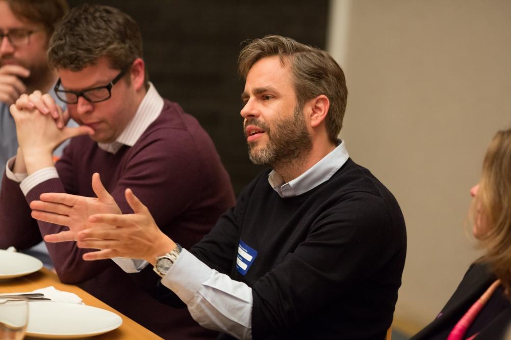 Simon Piehl of Bureau for Visual Affairs
