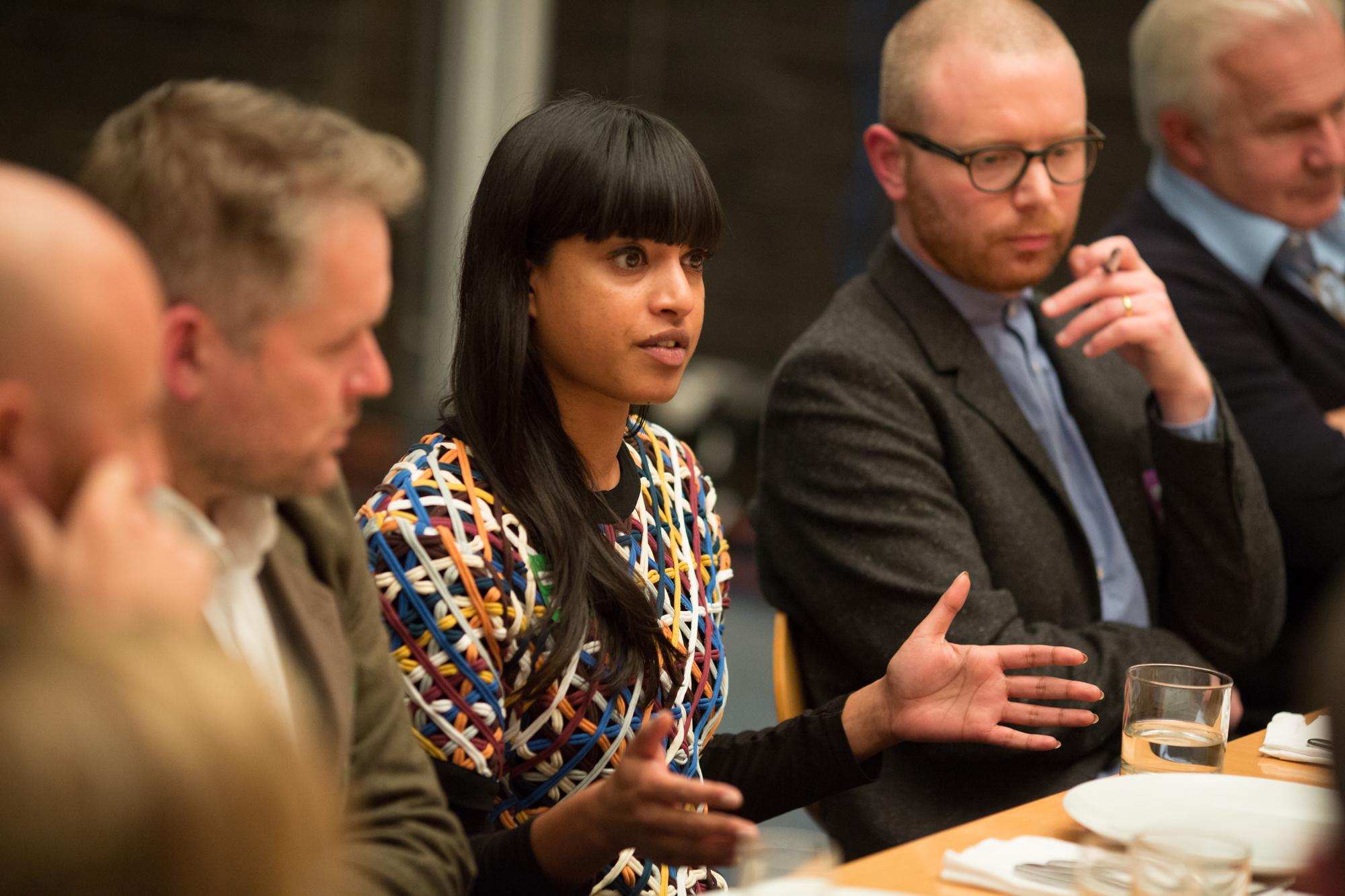Natasha Chetiyawardana, creative Partner and co-founder, Bow & Arrow