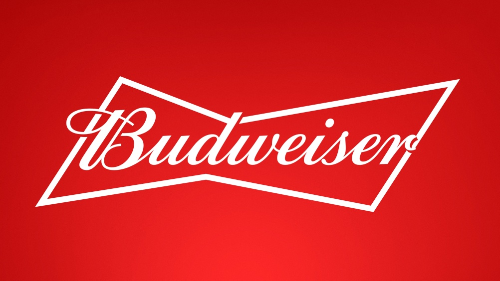The new Budweiser logo