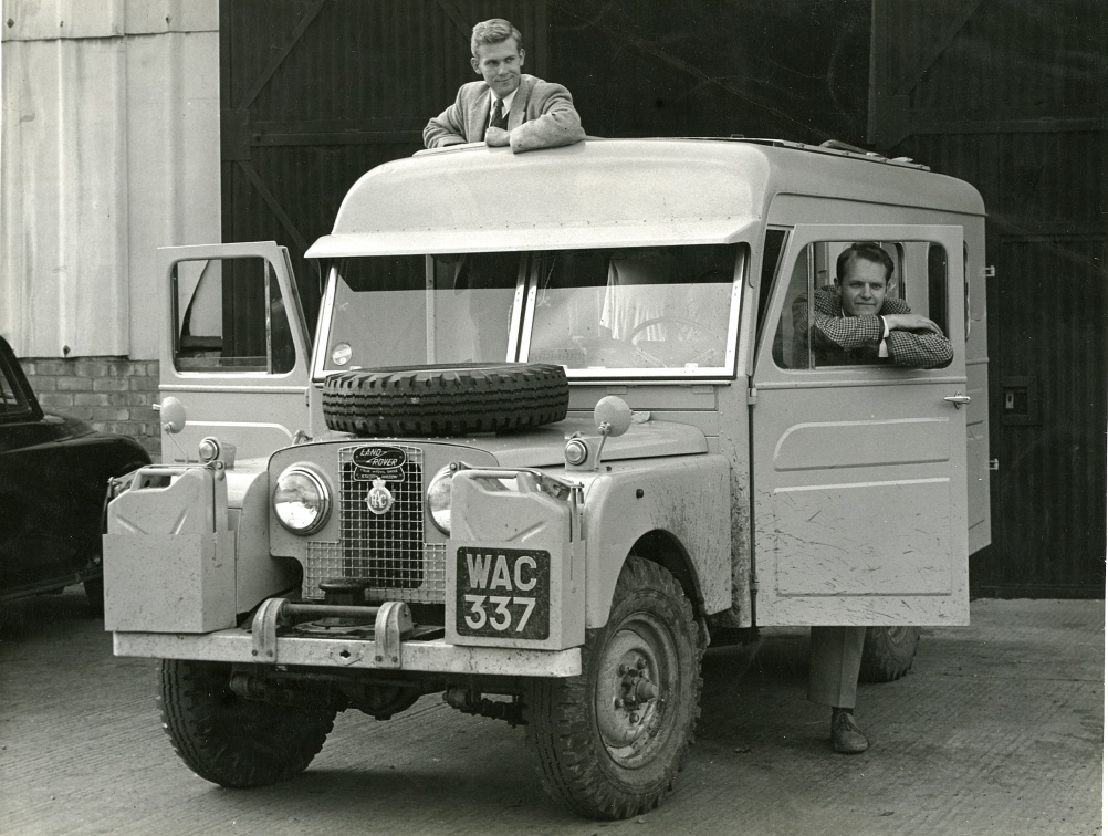 Series I, expedition, 1957