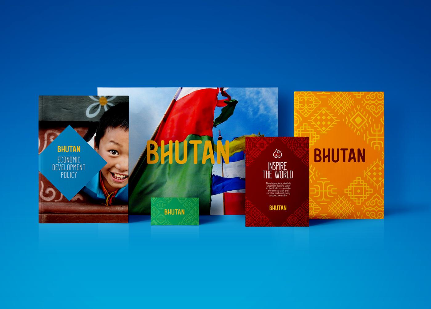Bhutan_2_Brochures