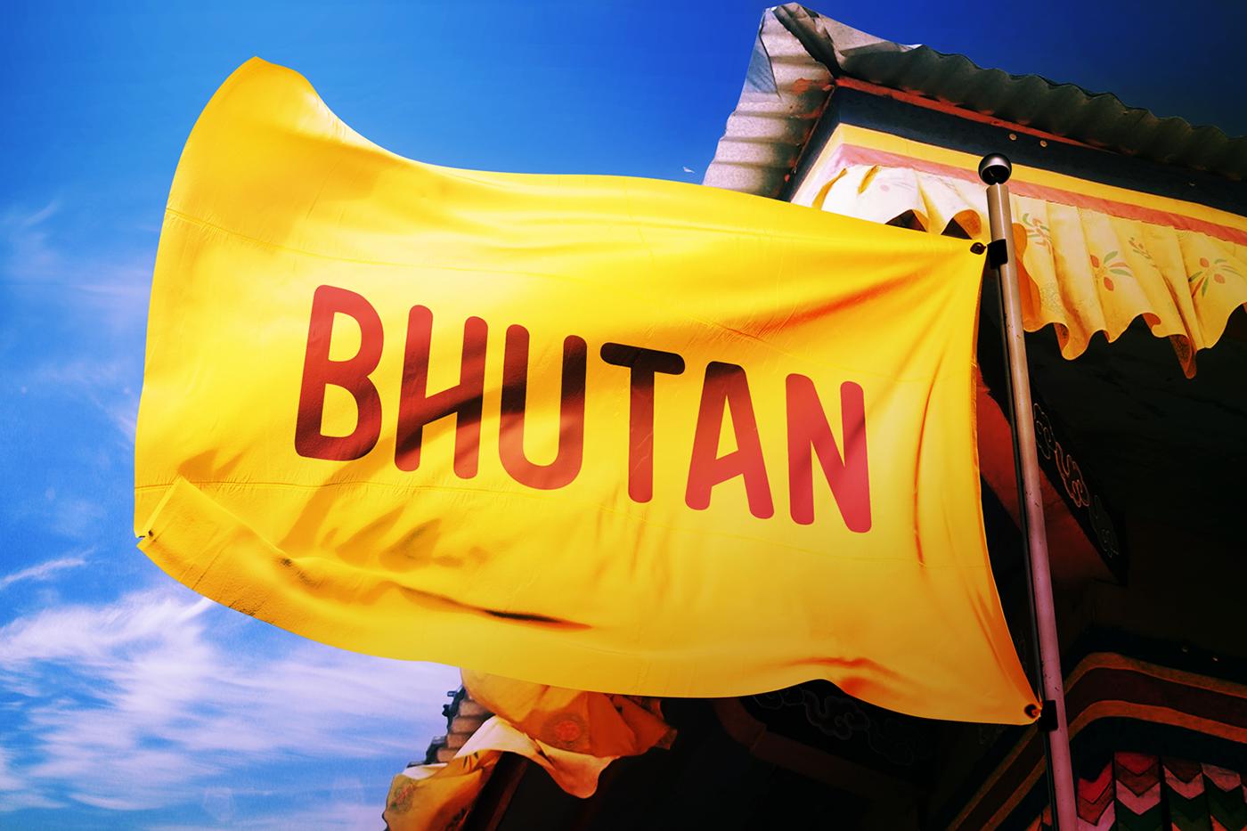 Bhutan_15_Flag