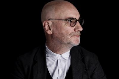 Adrian Shaughnessy, designer, writer and senior tutor, Royal College of Art