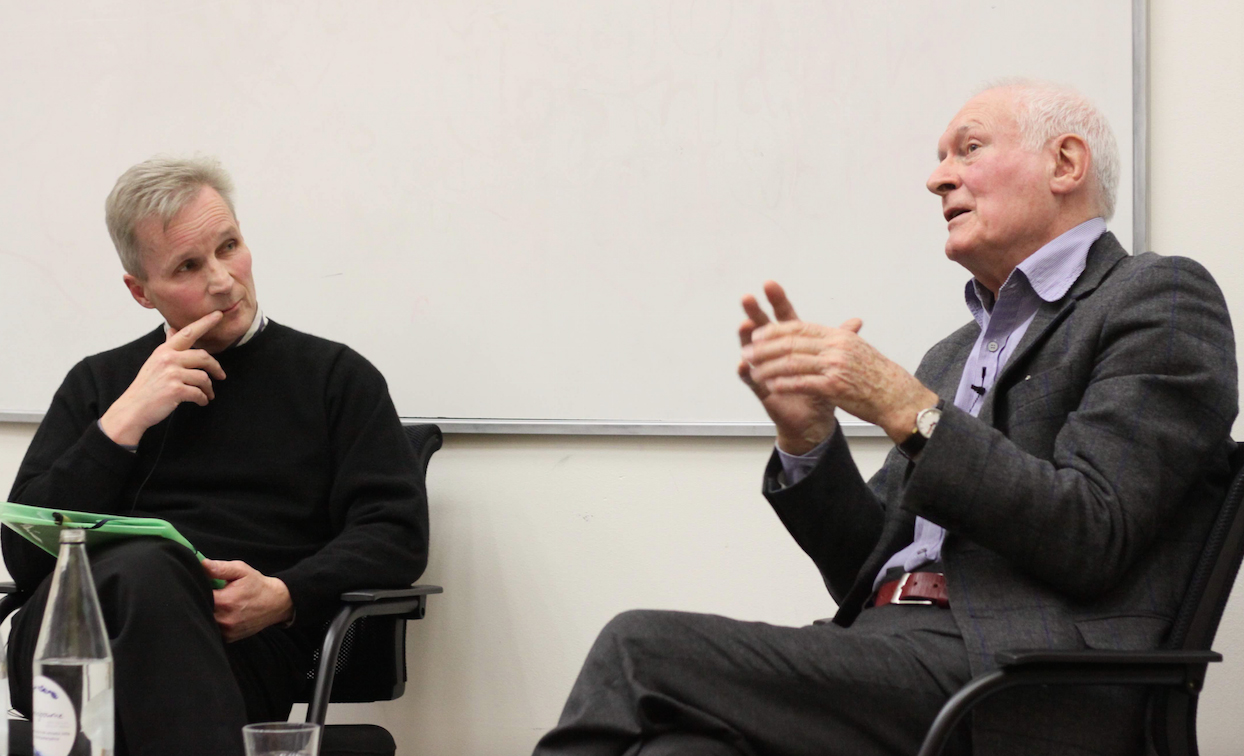 Sir Kenneth Grange interviewed by