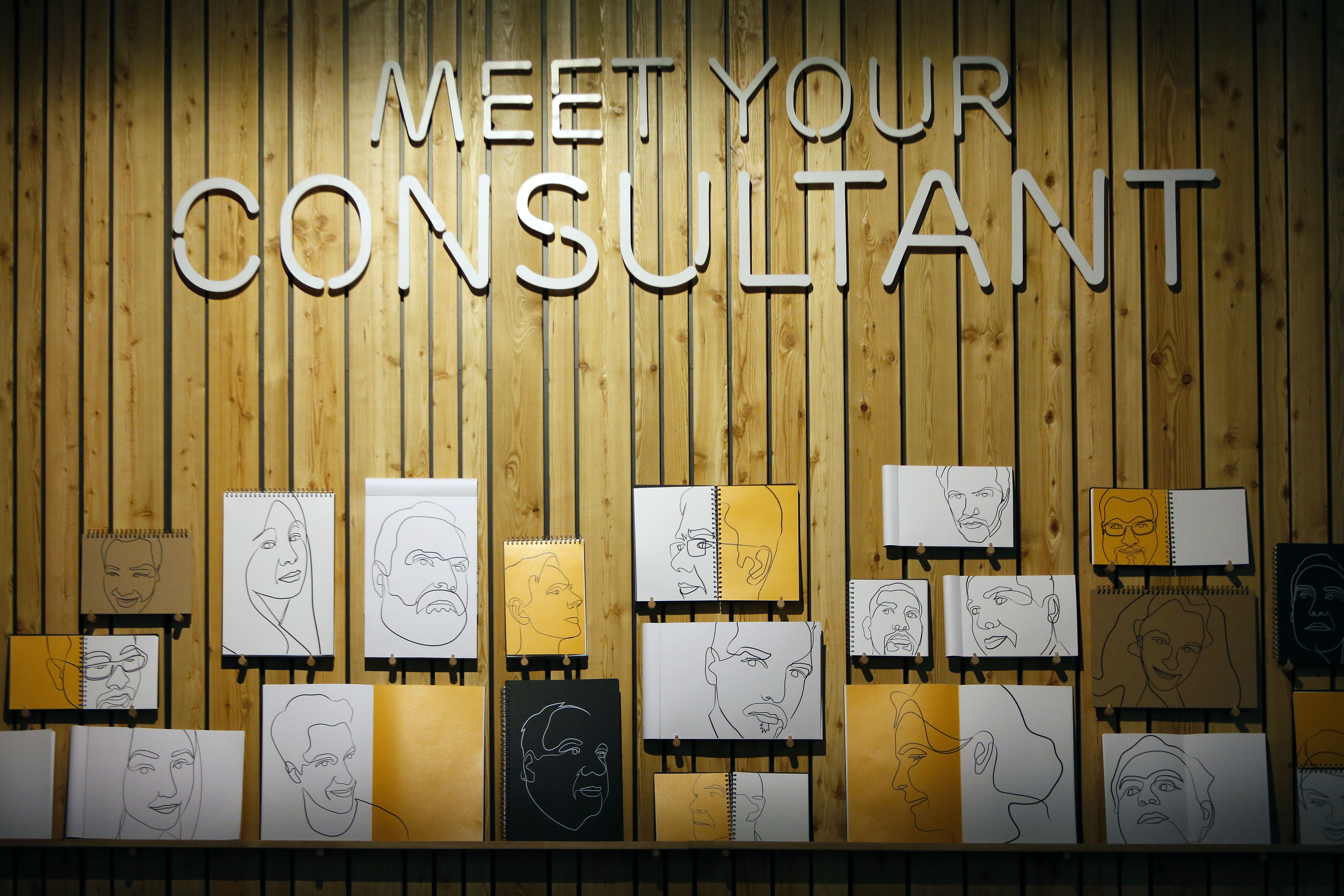 Meet your Consultant