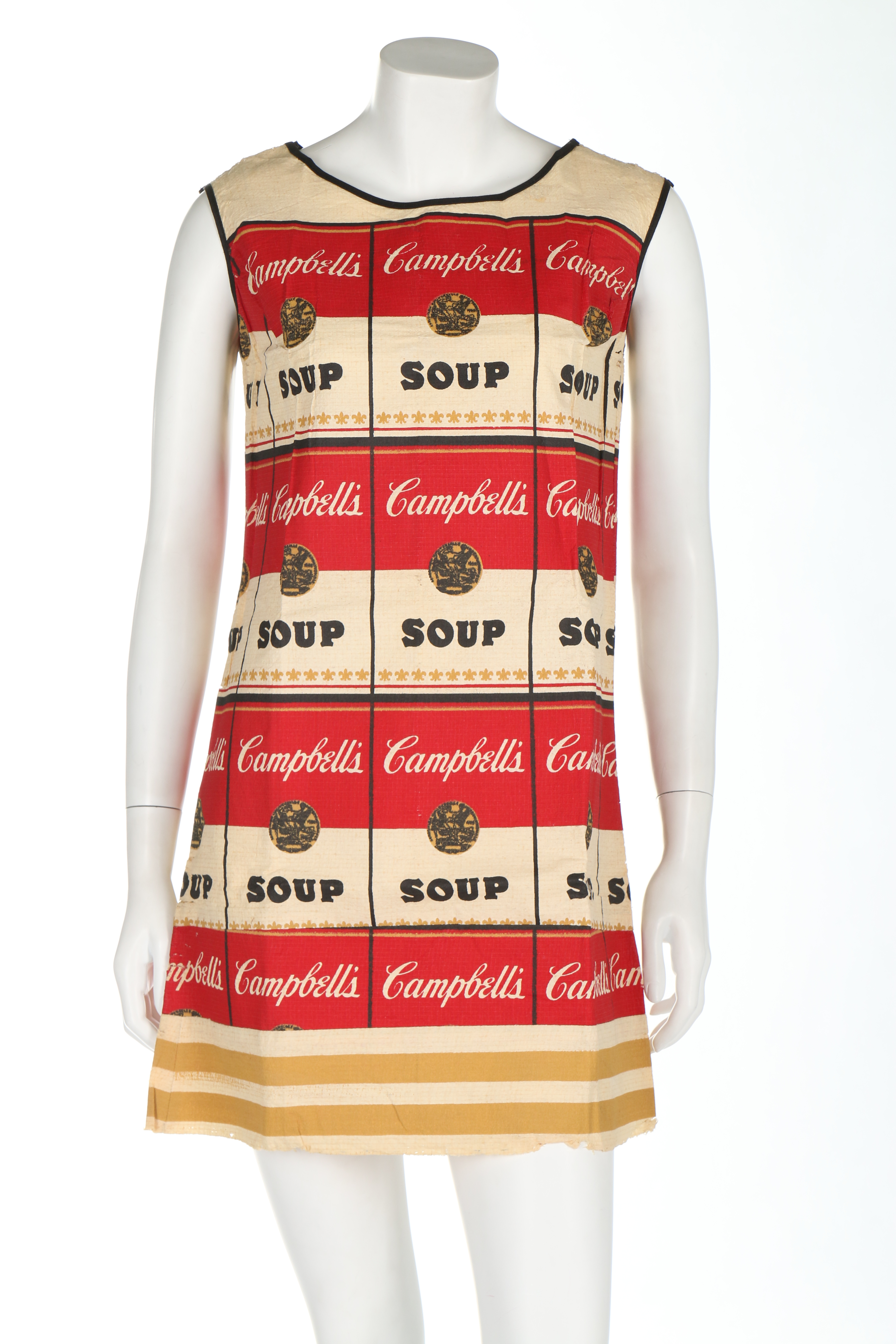 The Souper Dress 1966. Photograph, Kerry Taylor Auctions