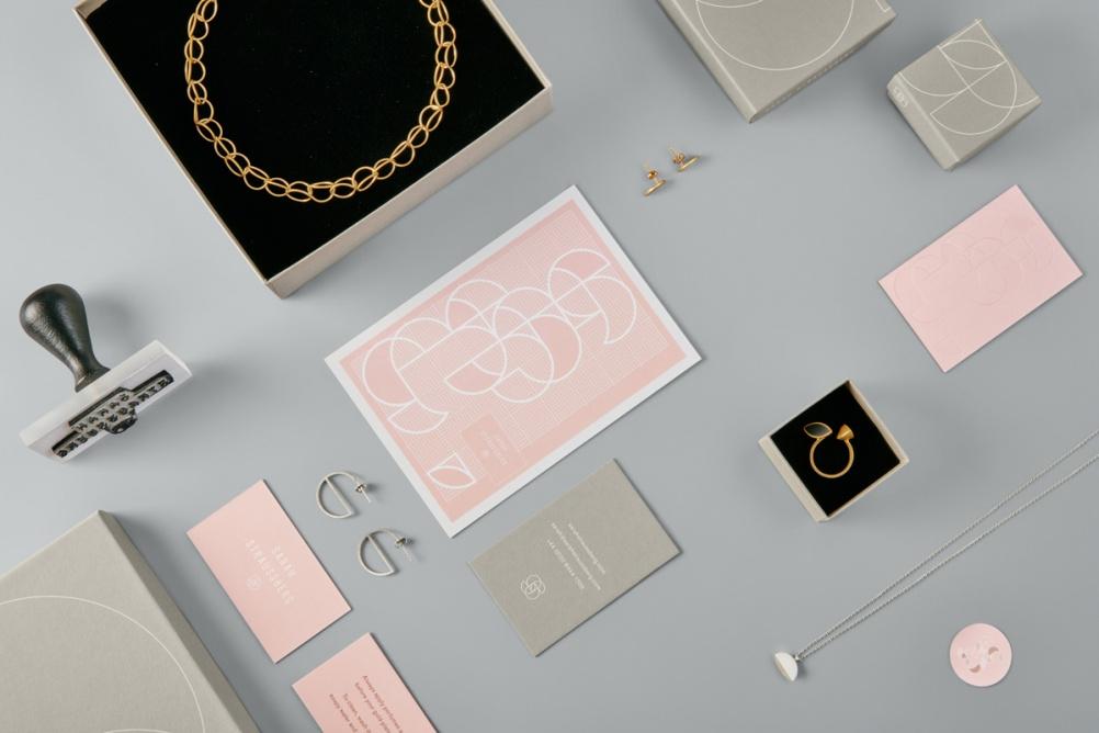 Sarah Straussberg - Brand Identity by Stevie Wilcox Image 17