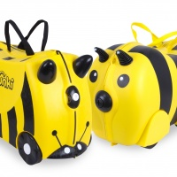Kids' suitcase brand Trunki lost an appeal this year where they claimed another brand had copied their product. © Magmatic Limited