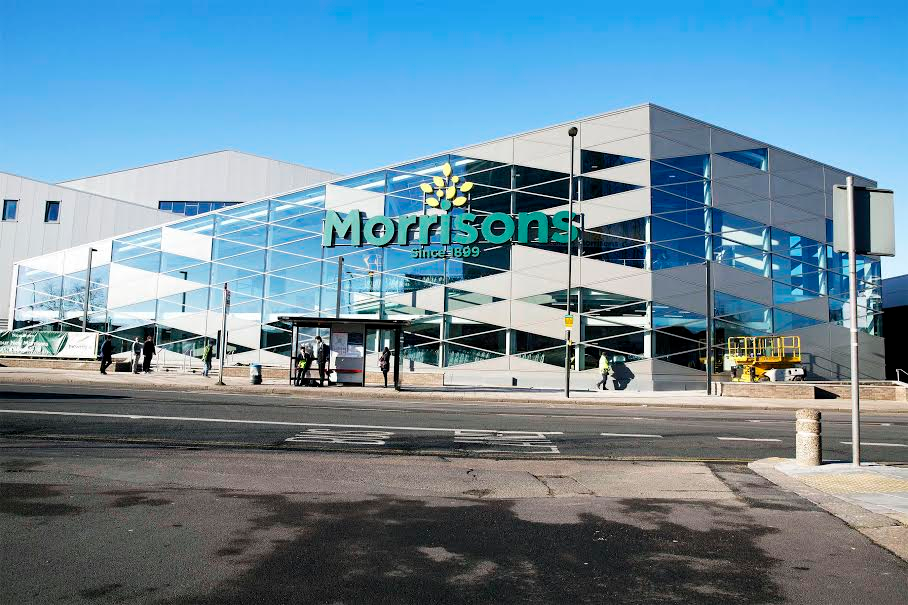 Full Morrisons Rebrand Increasingly Likely Design Week