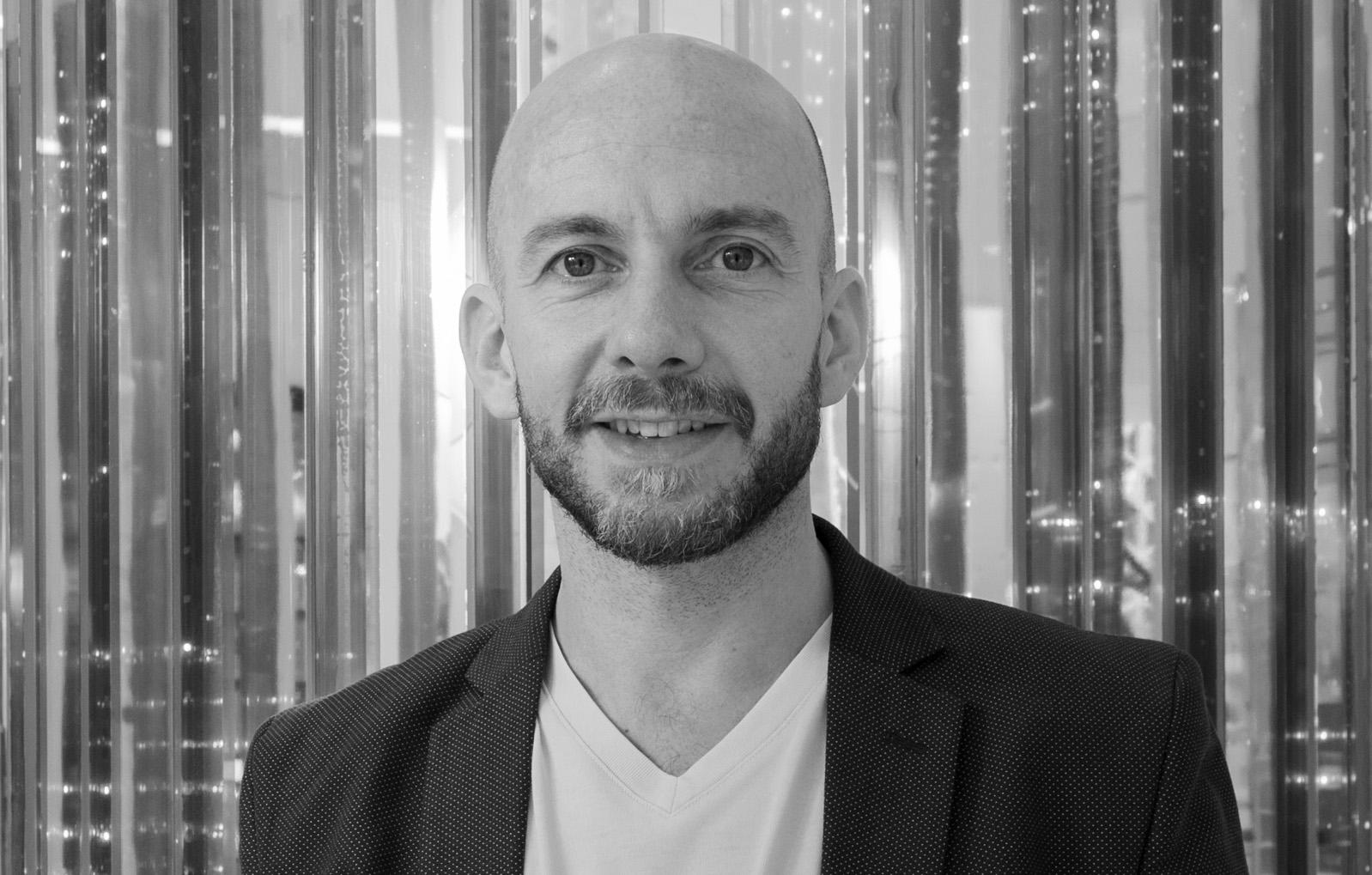 Kevin Palmer, founding partner, Kin Design