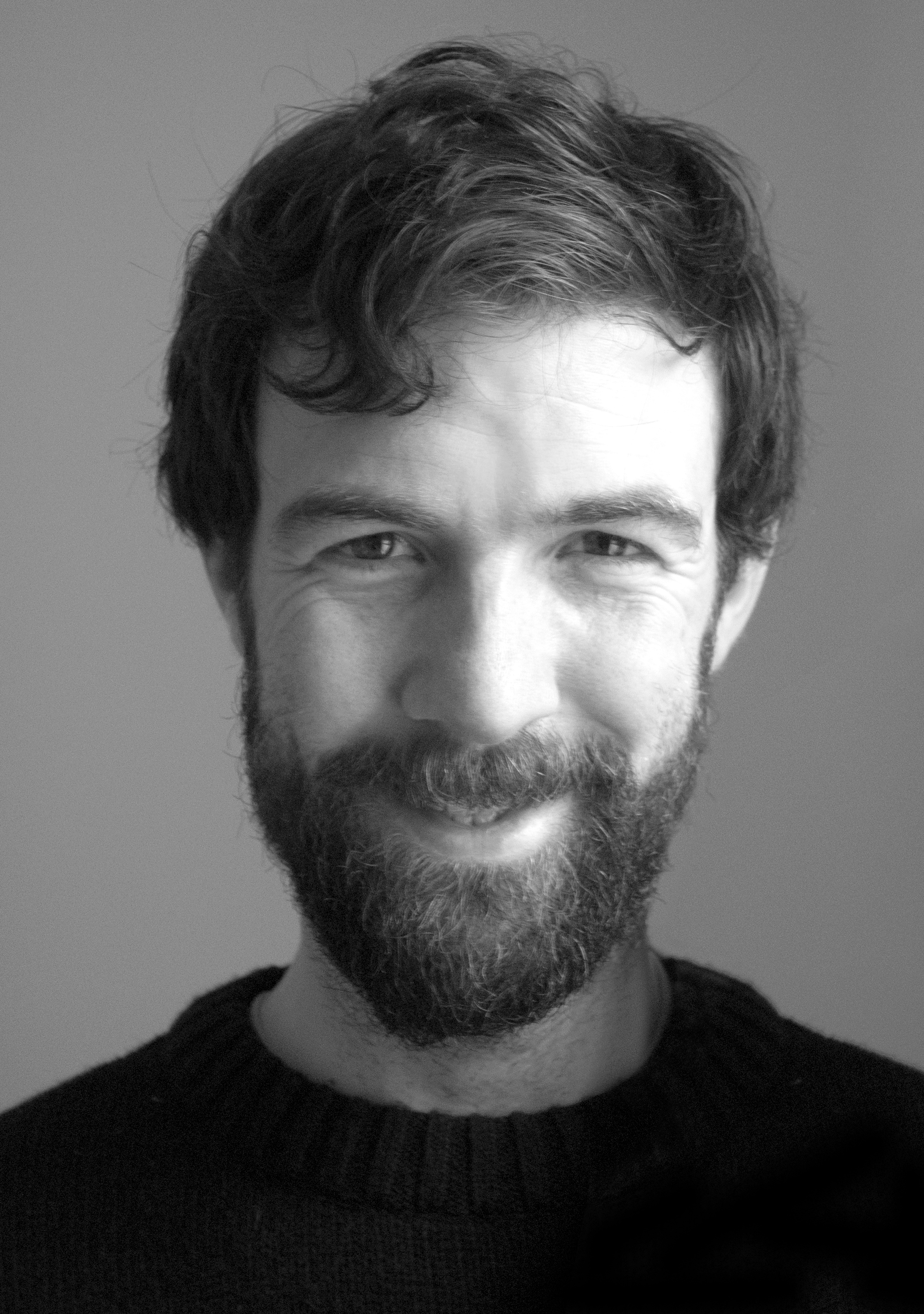 Ben Christie, creative partner, Magpie Studio