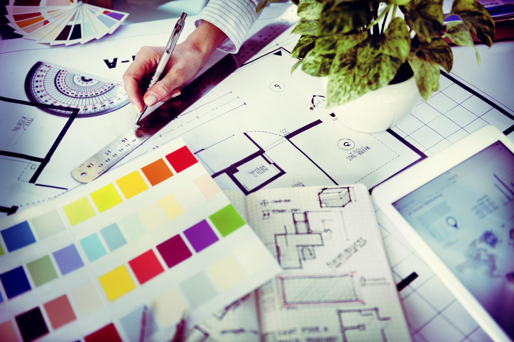 Interior designers get protection of title design week for Job interieur design