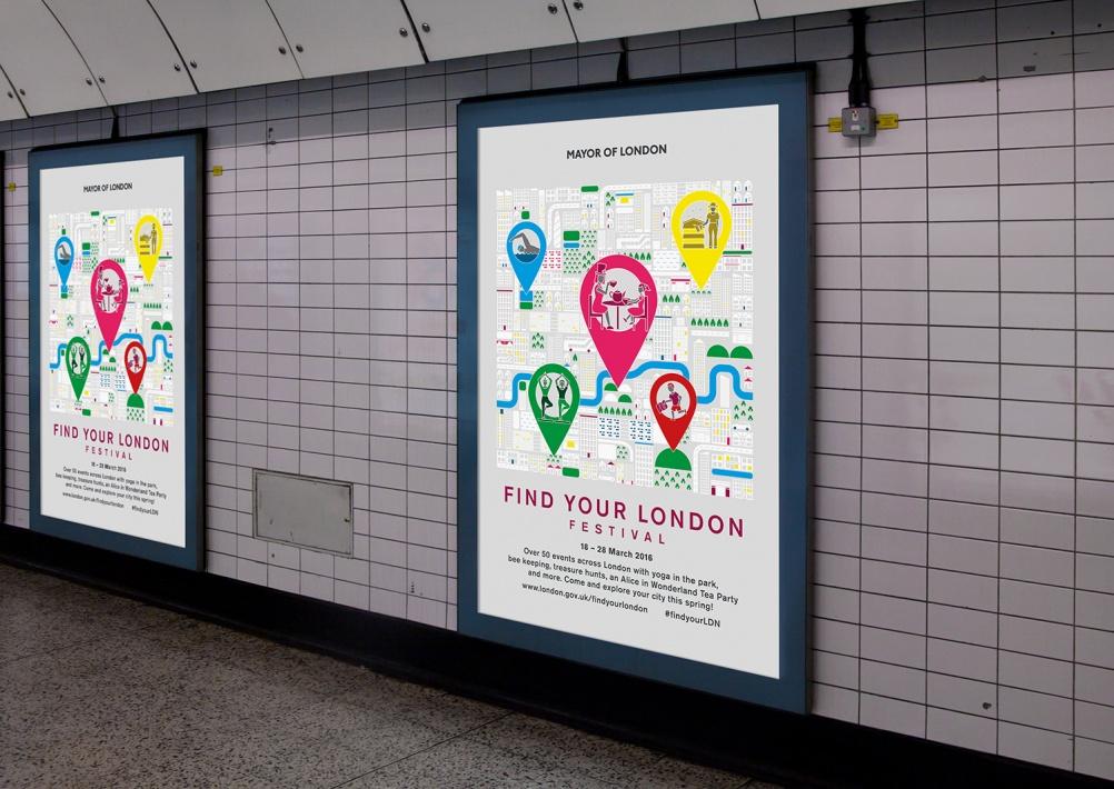 Find your London_Cog design 1