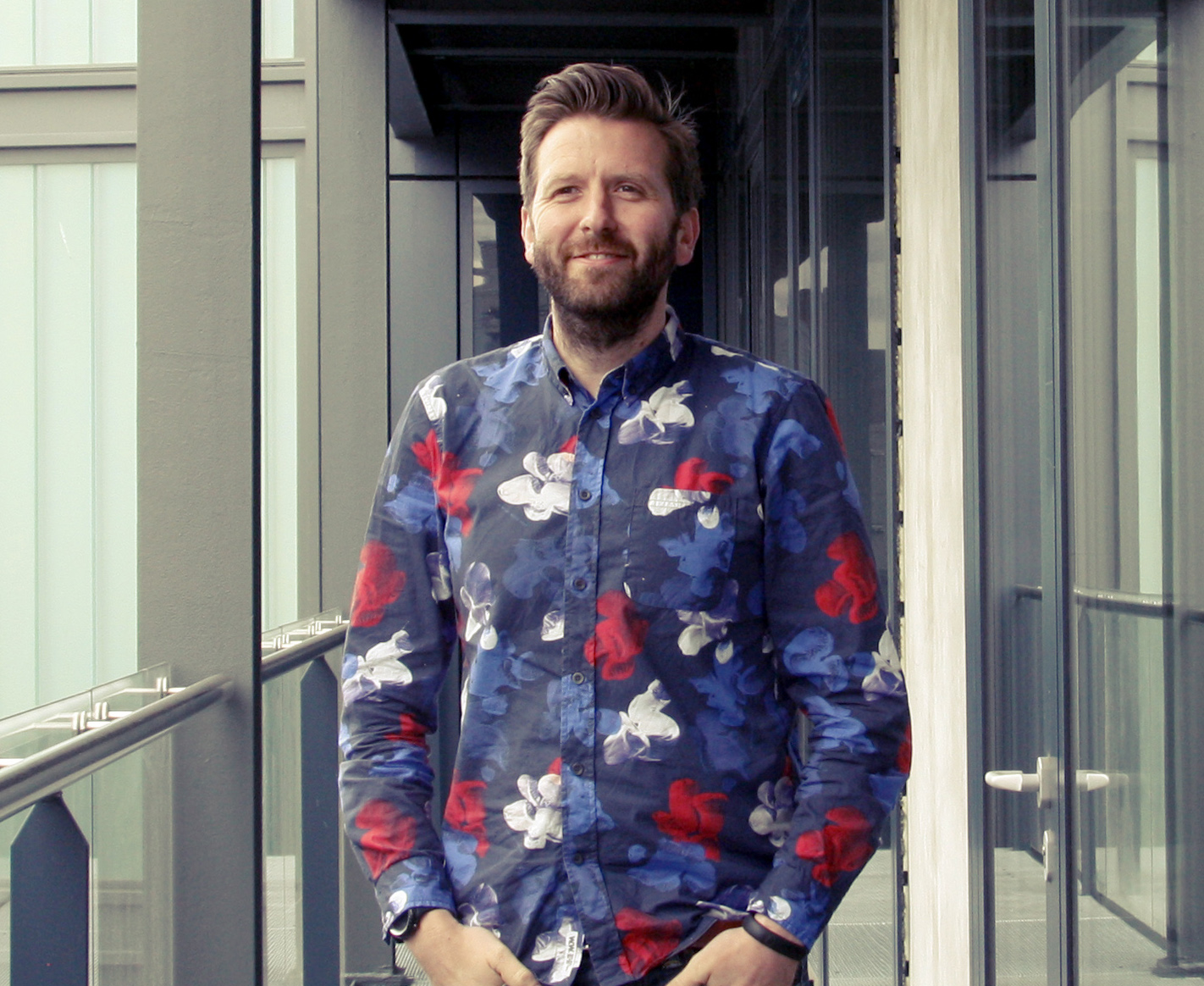 James Greenfield, founder and creative director, Koto