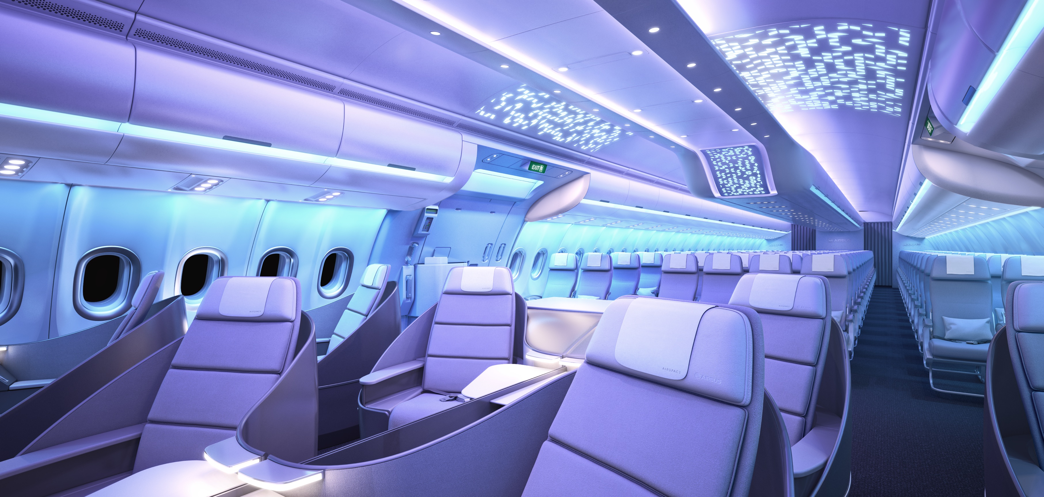 airbus announces new interior concept for best selling