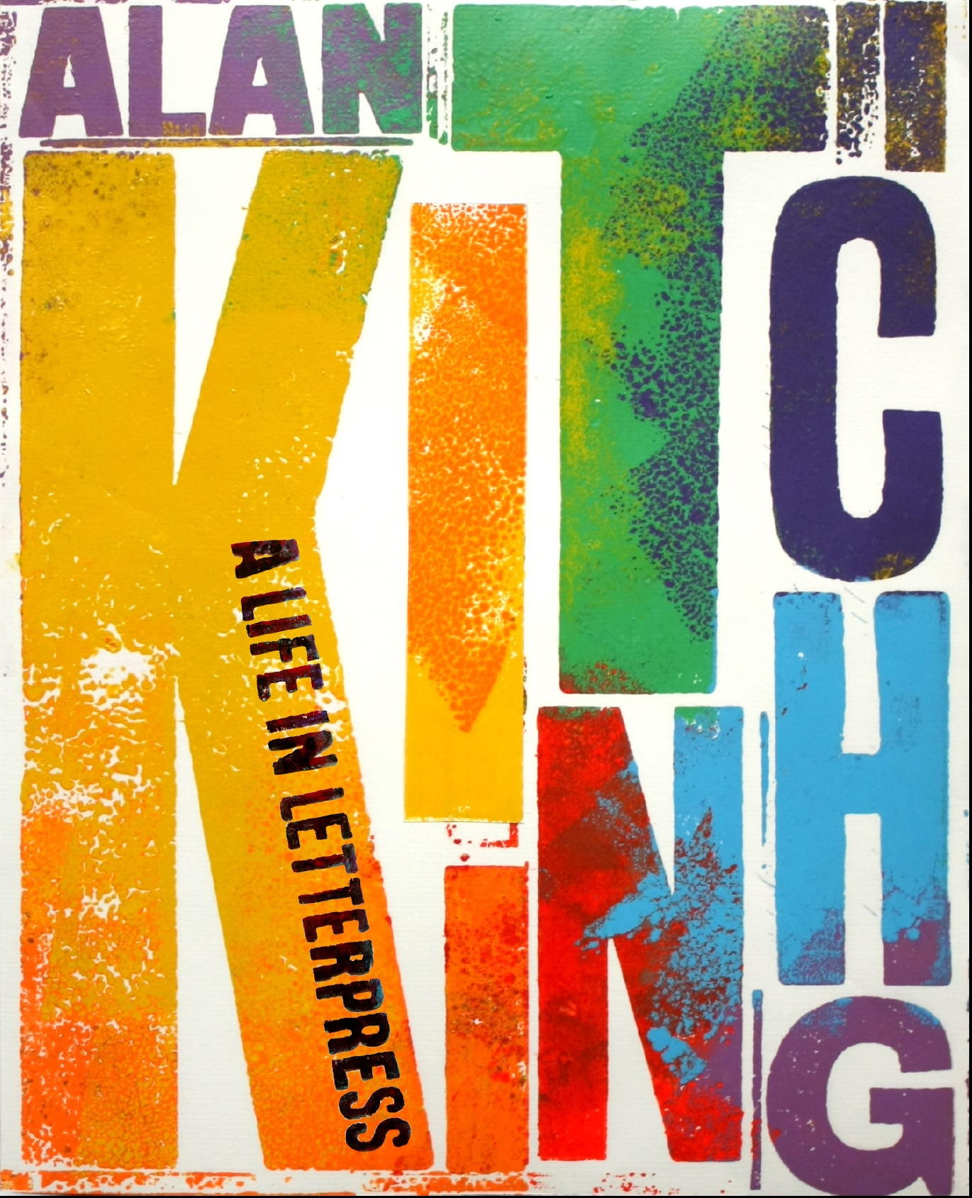 Alan Kitching Book Jacket