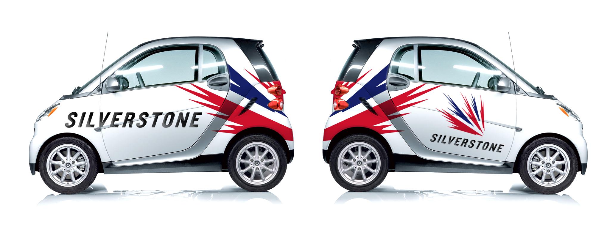 Silverstone car