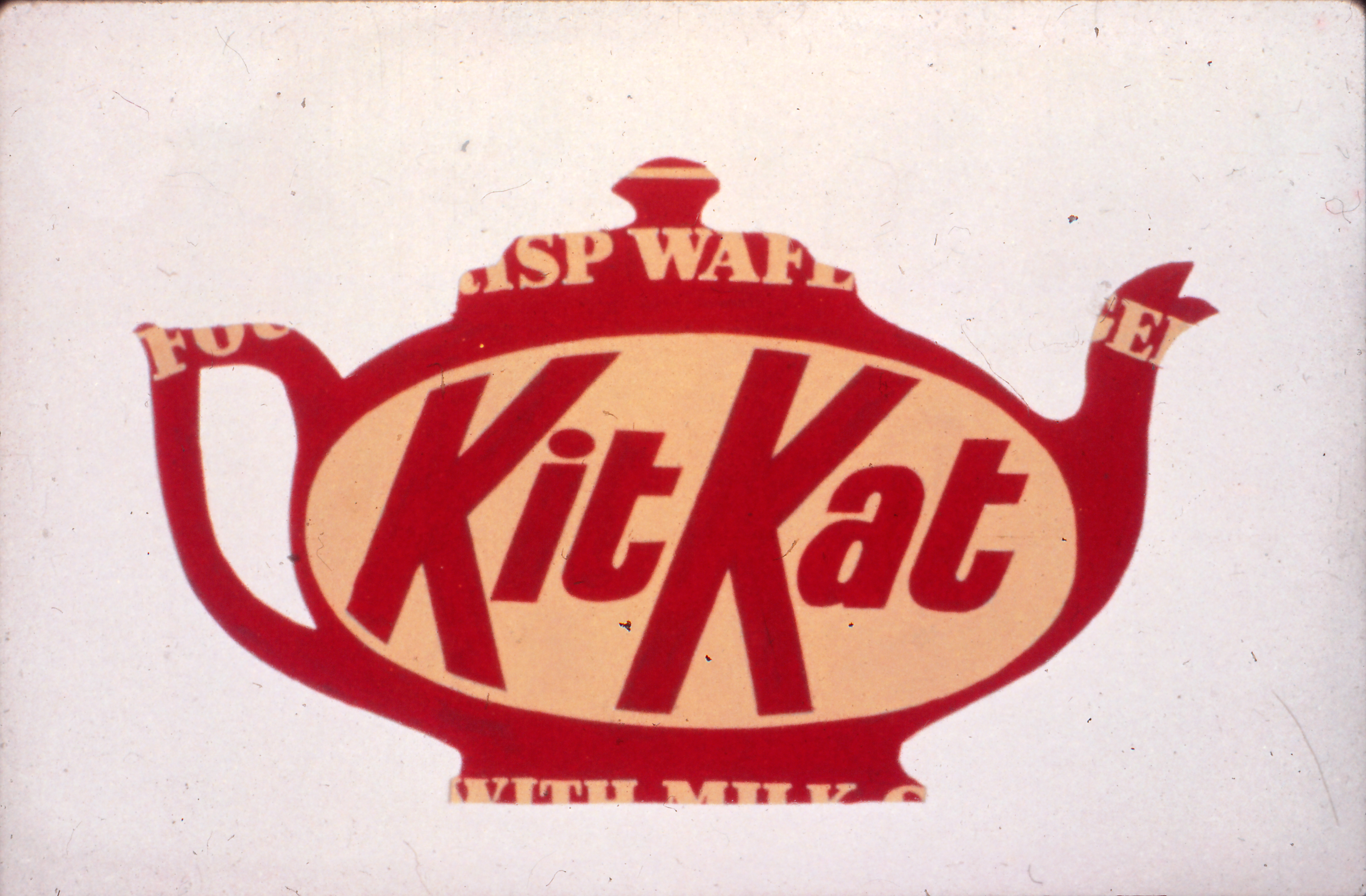 KitKat campaign, 1964