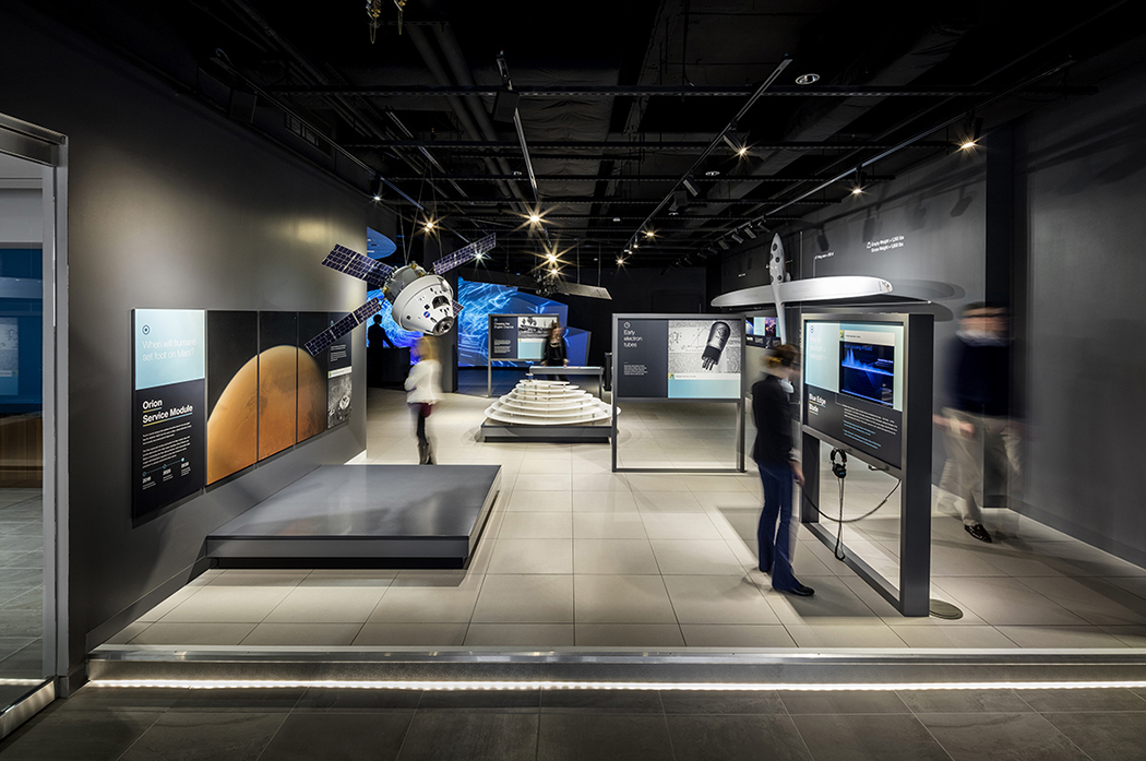Airbus Brand Experience Centre Designed To Showcase