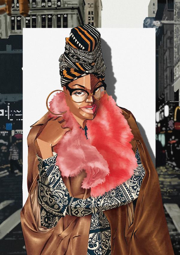 Street Wear by Pola Maneli