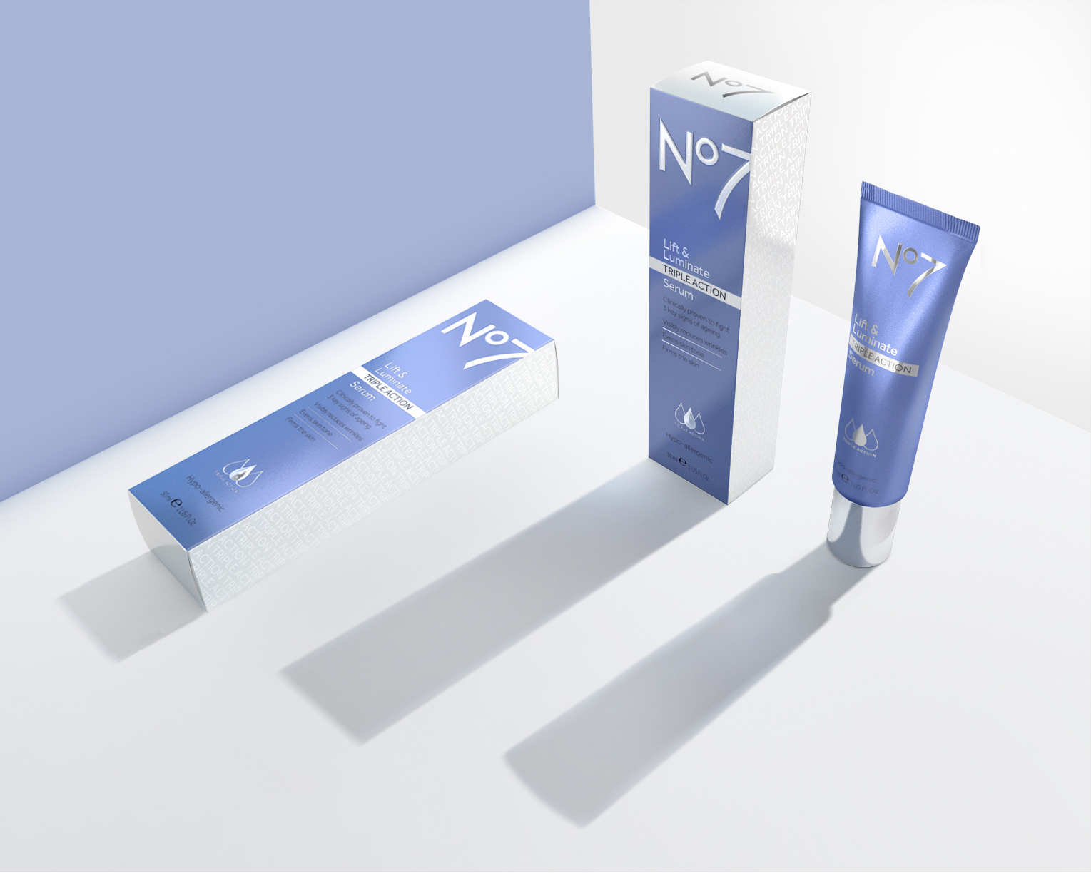 No7 Lift + LUMINATE Directional Light Comp