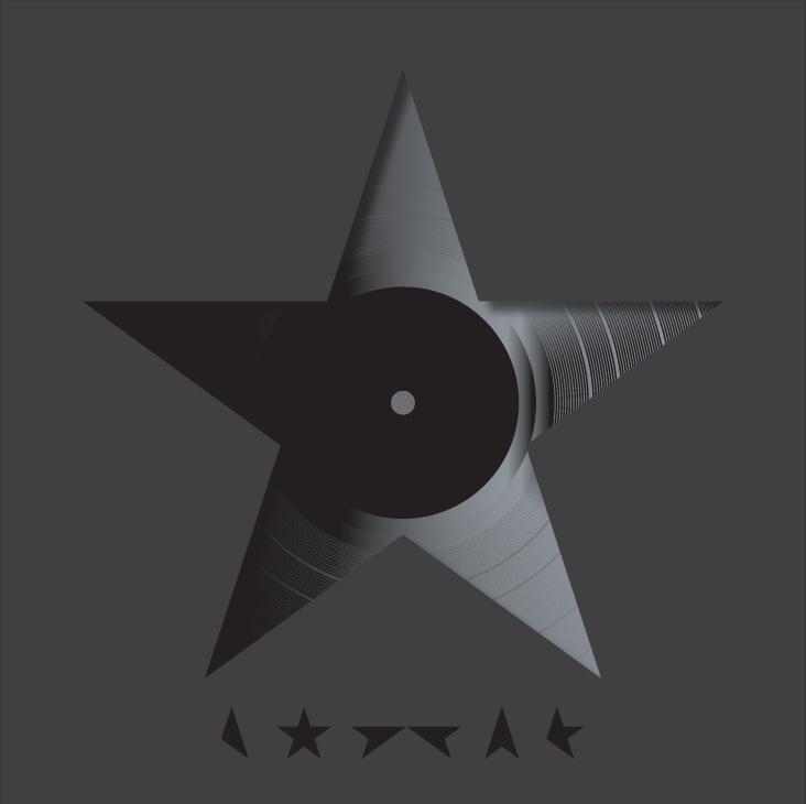 Blackstar, vinyl