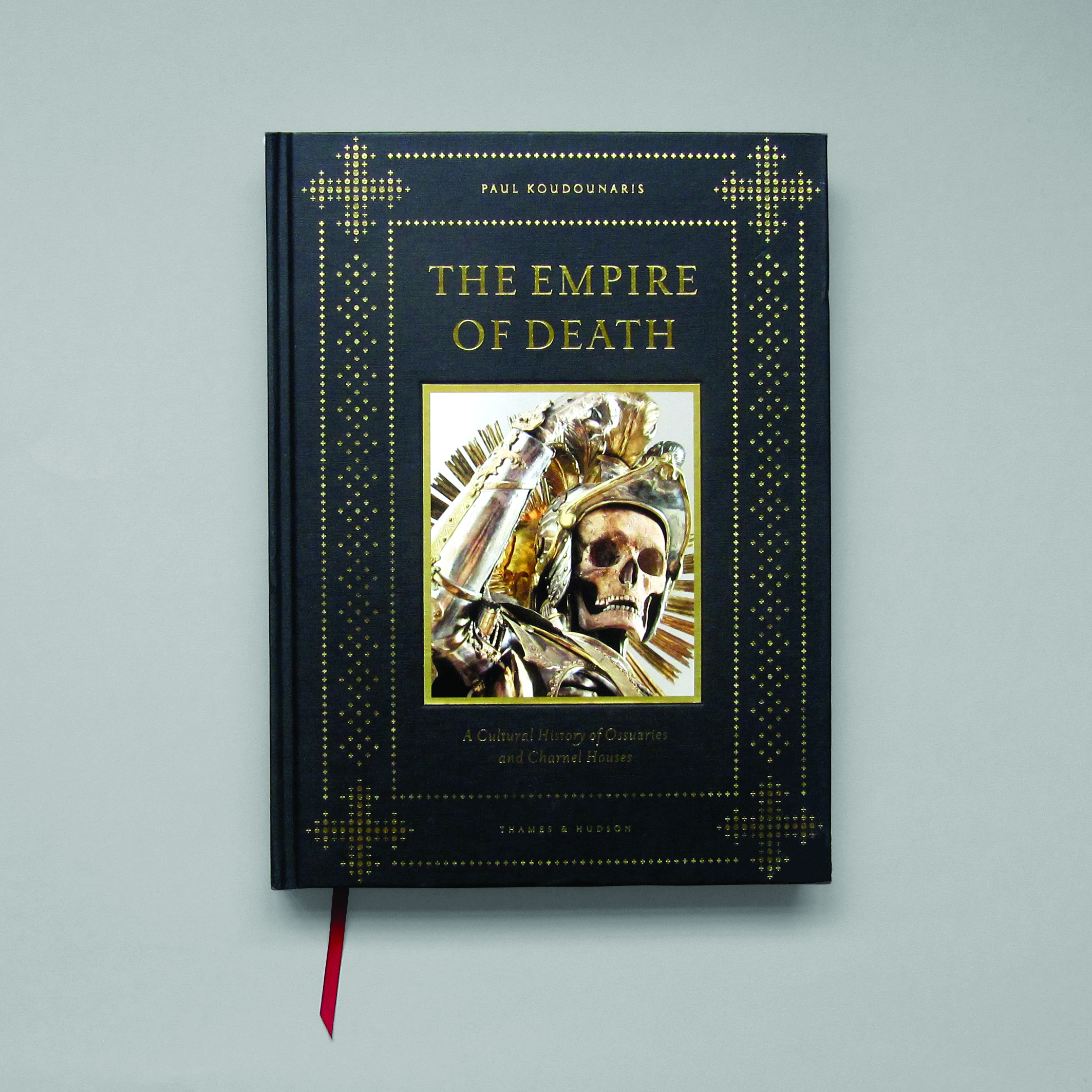 Empire of Death book, Thames and Hudson, 2012