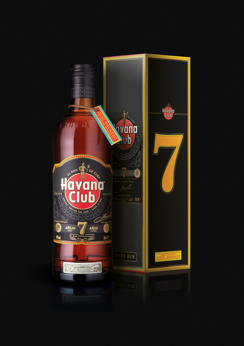 pearlfisher and cuban artists reposition havana club rum