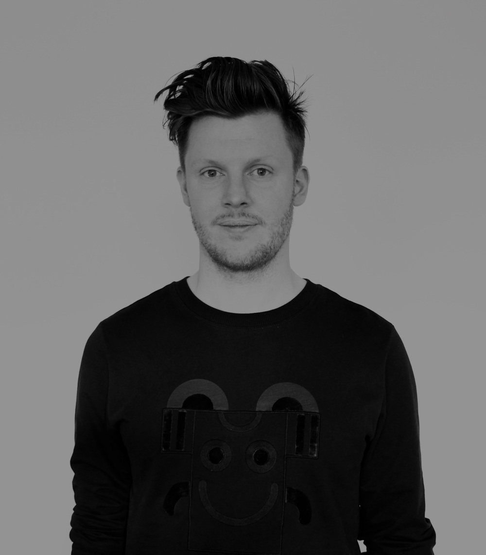 Tom Lancaster, senior digital creative manager, Topman