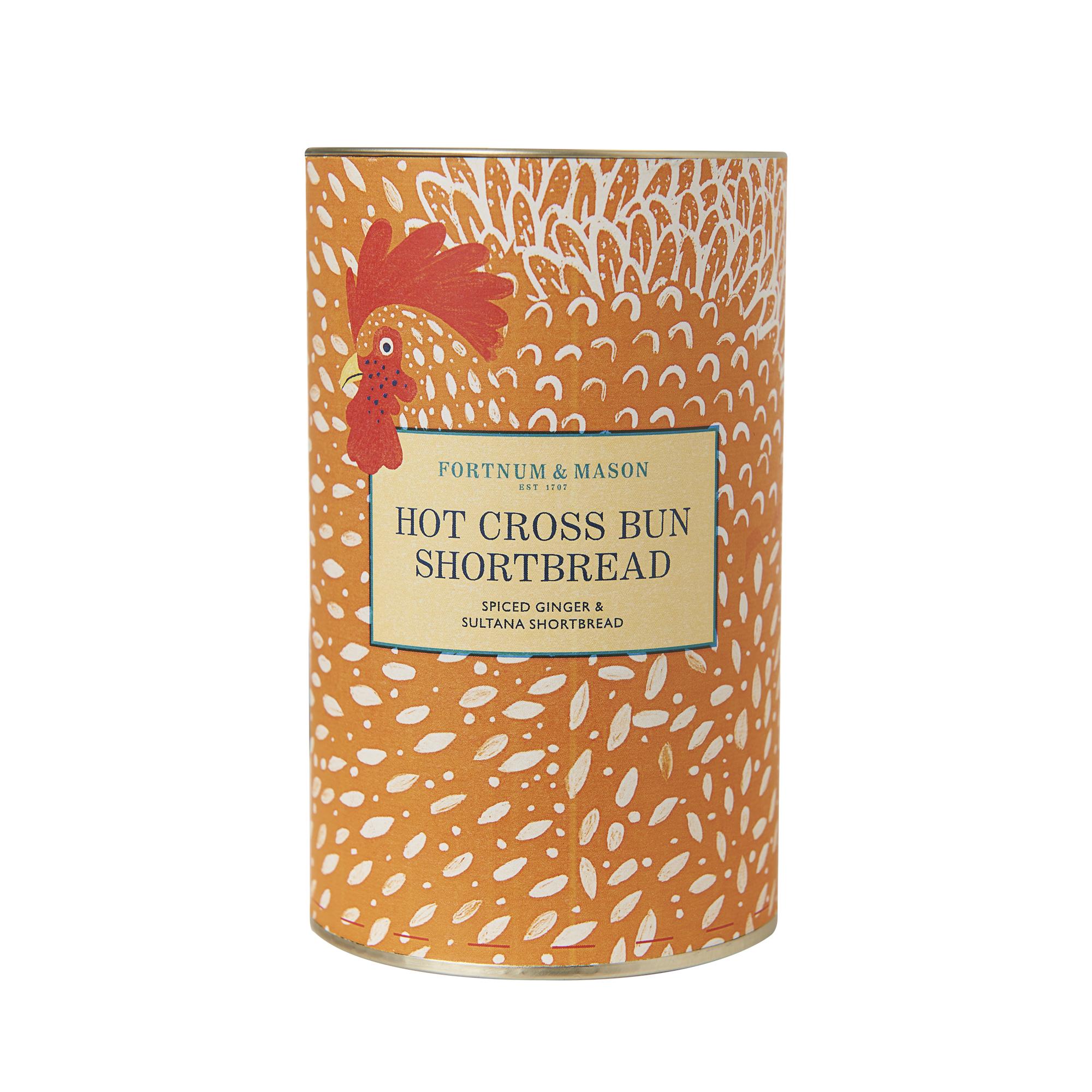 Hot Cross Shortbread