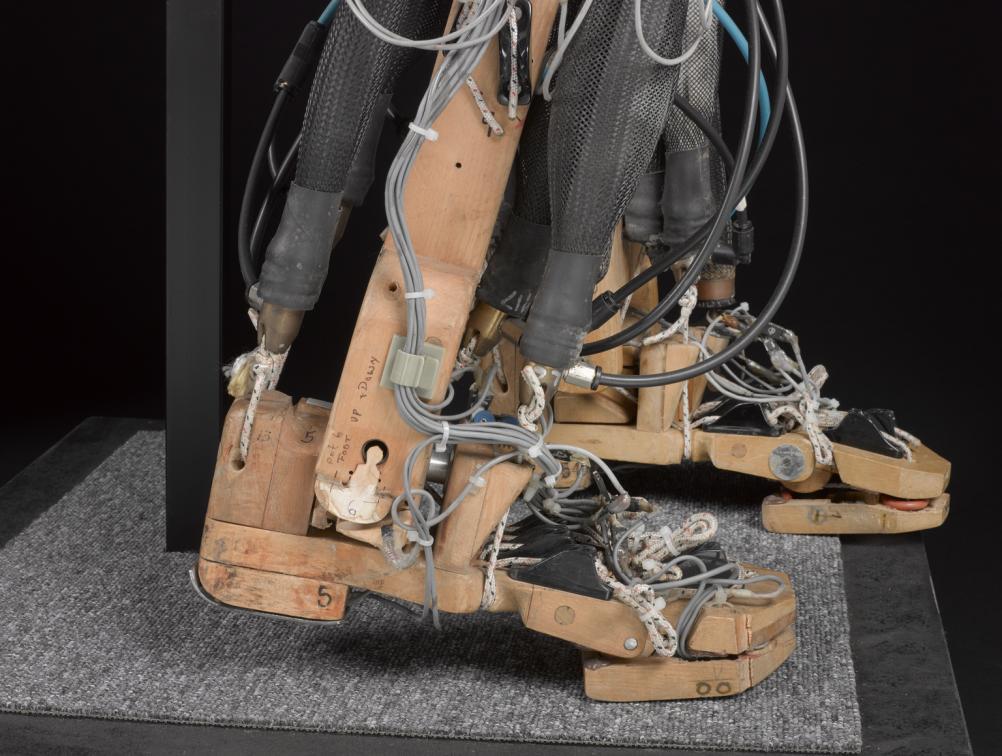 Biped robot, 1987-1997