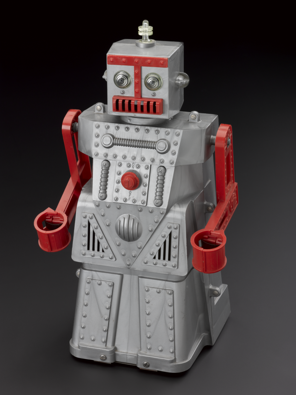 Robert the Robot, 1955, U.S.A.