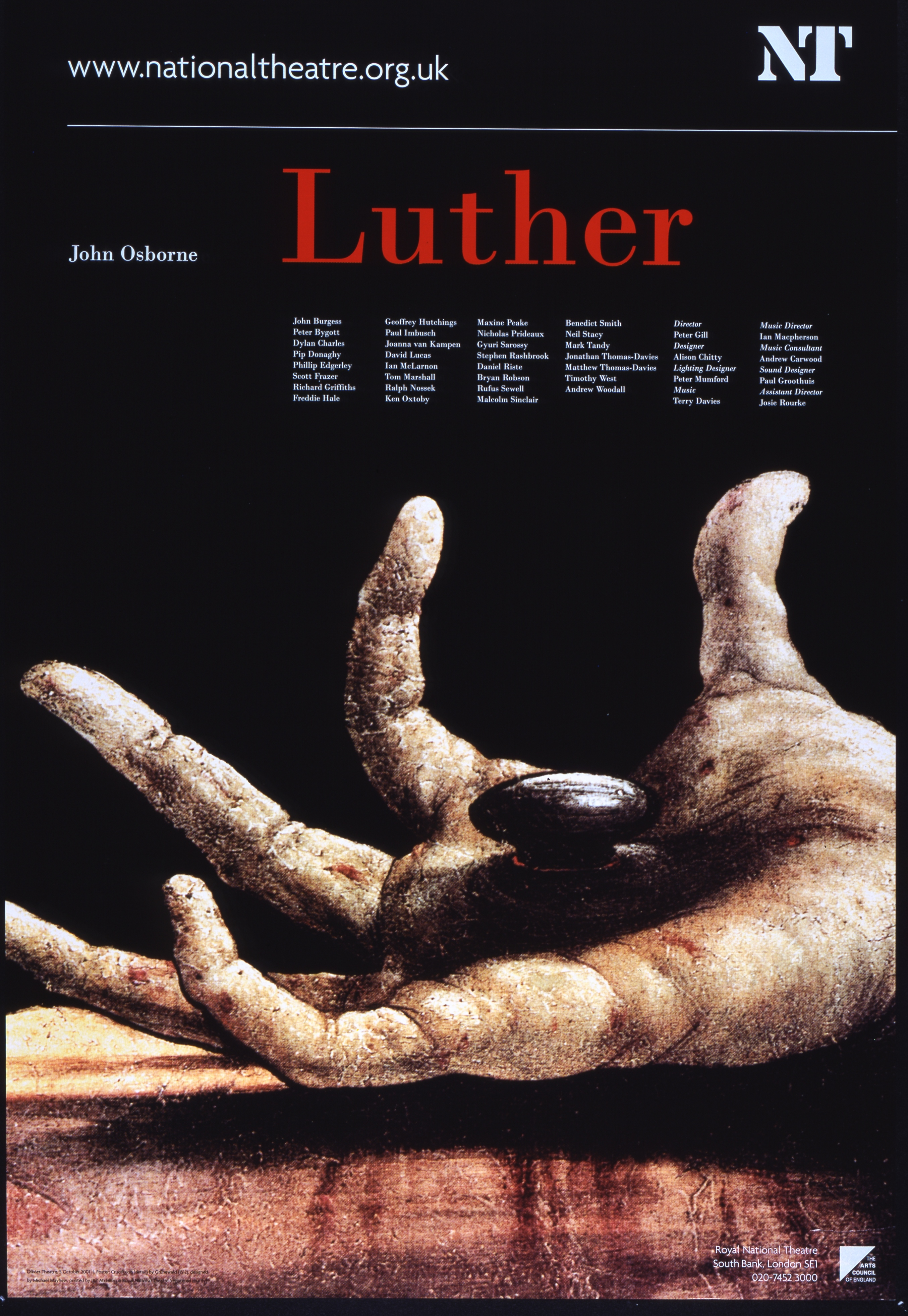 Luther (2001)