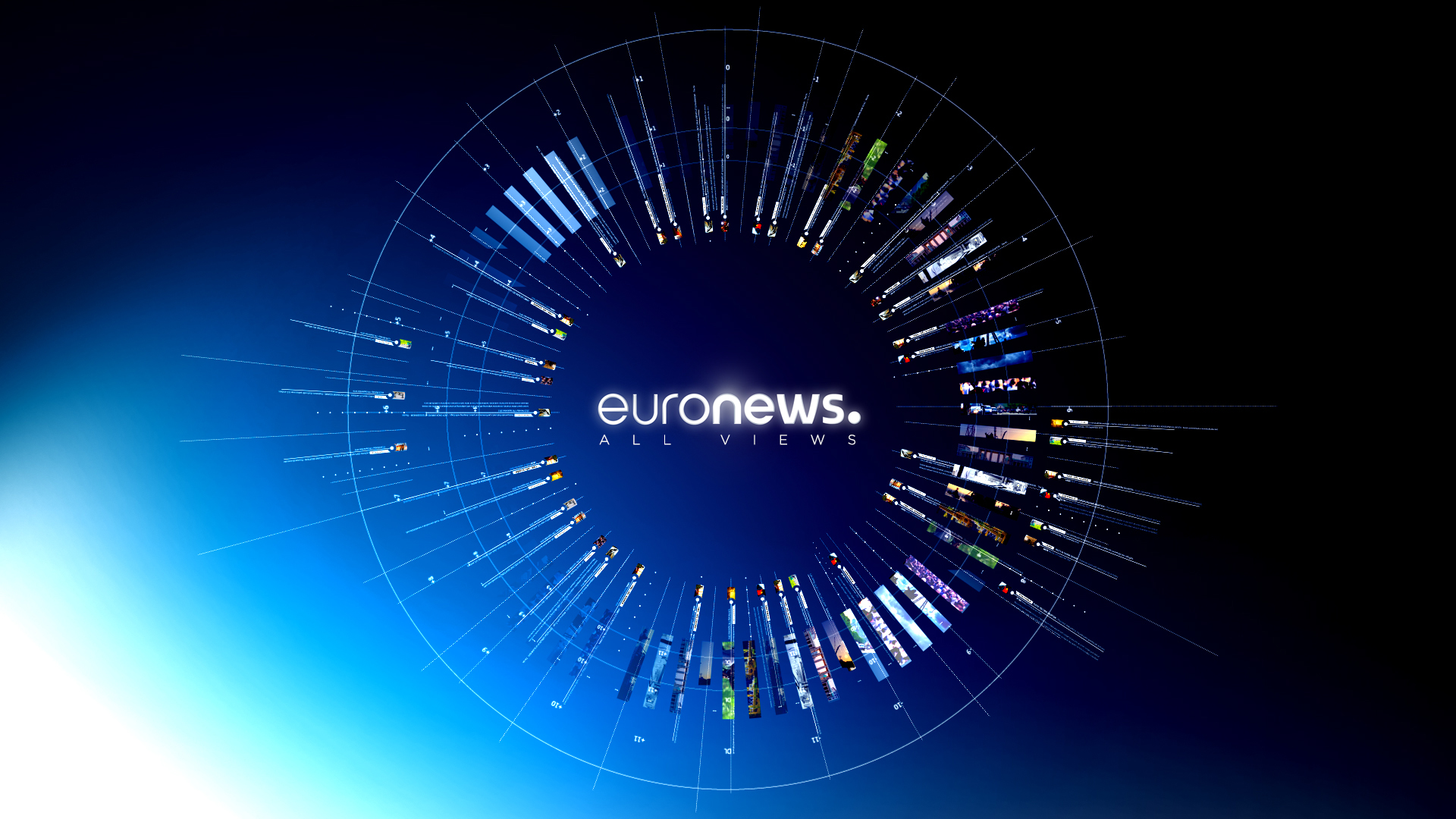 Lambie Nairn Rebrands News Channel Euronews To Give It